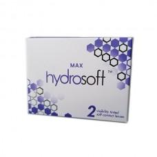 Max HydroSoft (2 линзы)