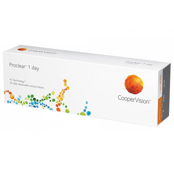 Proclear 1-Day (30 линз)